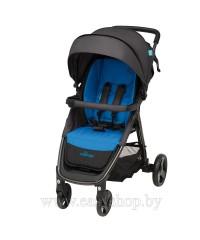 Детская прогулочная коляска Baby Design Clever 03 Синяя