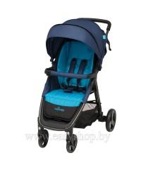Детская прогулочная коляска Baby Design Clever 05 бирюза