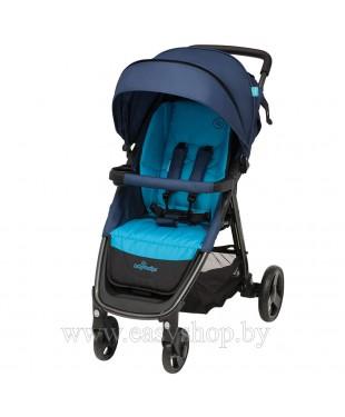 прогулочная коляска Baby Design Clever 05 бирюза