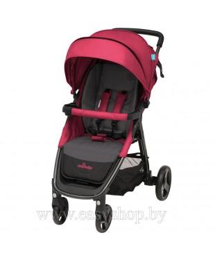 прогулочная коляска Baby Design Clever 08 розовая