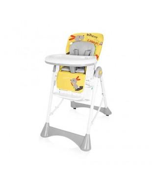 Столик для кормления Baby Design PEPE цвет 01