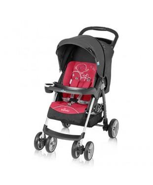 Купить коляску Baby Design Sprint Walker 02 красного цвета