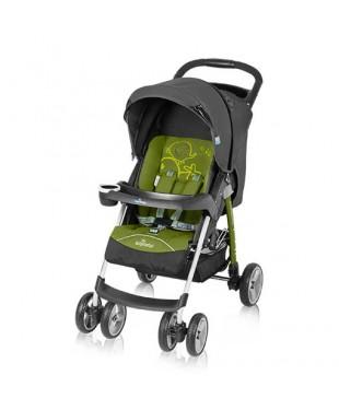 Купить коляску Baby Design Sprint Walker 04 зеленого цвета
