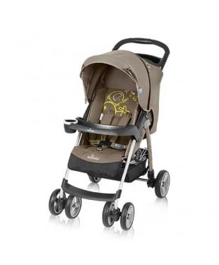 Купить коляску Baby Design Sprint Walker 09 коричневого цвета