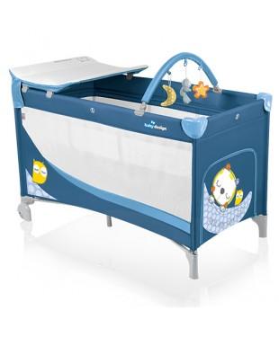 Манеж-кровать Baby Design Dream цвет 03