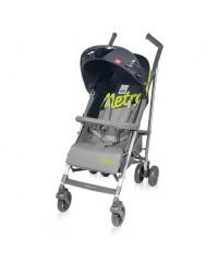 Детская прогулочная коляска Espiro Metro 04