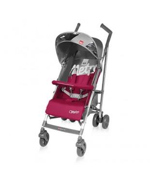 коляска для ребенка прогулочная  Espiro Metro цвет красный
