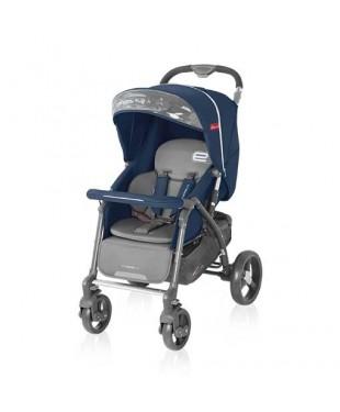 коляска для ребенка прогулочная  Espiro Prego цвет черный