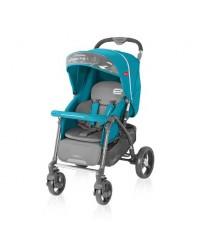Детская прогулочная коляска Espiro Prego 05