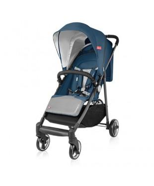 Легкая прогулочная коляска Espiro Nano Нано 03 синий