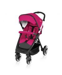 Детская прогулочная коляска Espiro Sonic 08 розовый