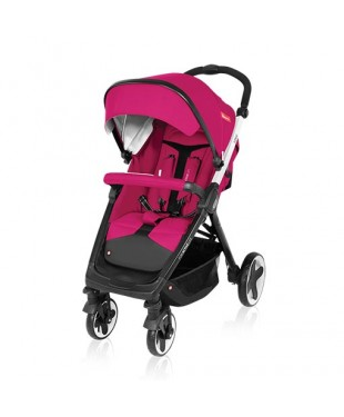 прогулочная коляска Espiro Sonic 08 розовый
