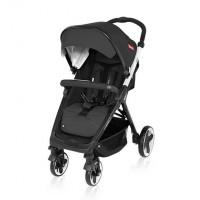 Детская прогулочная коляска Espiro Sonic 10 черный