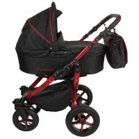 Детская коляска Tutek Grander Black GB5