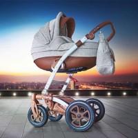 Детская коляска Tutek Torero Тутэк Тореро STO ECO10
