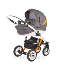 Детская коляска Barletta Барлета  Rainbow RB Orange