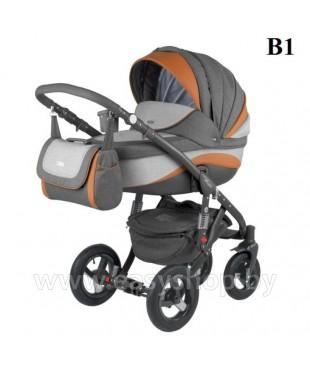 Детская коляска Adamex Barletta  Адамекс Барлета NEW B-1 (vicco, вико) 2в1 / 3в1