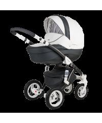 Детская коляска Barletta Барлета ECO Deluxe 18S-Carbon