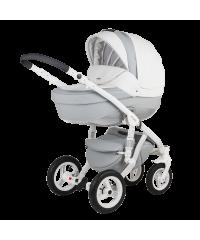 Детская коляска Barletta Барлета ECO Deluxe 19S-Carbon