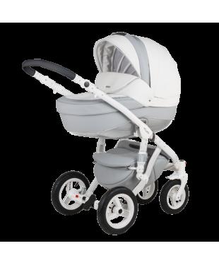 Детские коляски Barletta Барлета ECO Deluxe 19S-Carbon Гарантия, доставка.