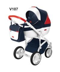Детская коляска Adamex Massimo Адамекс Массимо Sport V-107