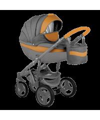 Детская коляска Adamex Monte Адамекс Монте Delux