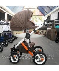 Детская коляска Barletta Барлета London Brown