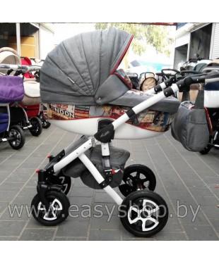 Детские коляски Adamex Barletta Барлета Барлета London Grey