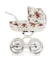 Детская классическая коляска Geoby Геоби C605