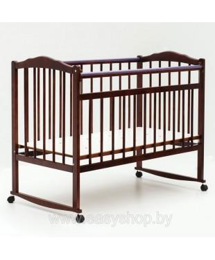 Кроватка BAMBINI 01 Спелая вишня