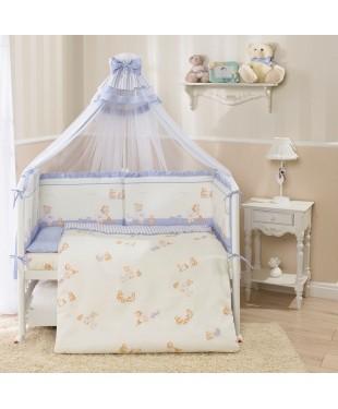 """""""Тиффани """" комплект постельное белье в кроватку купить по хорошей цене"""