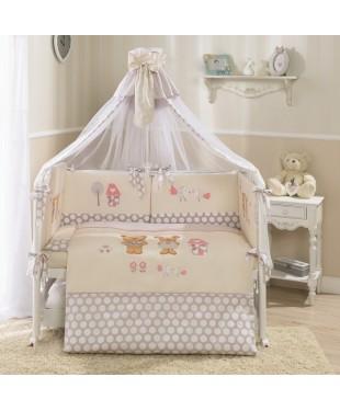 Магазин детского постельного белья и детских комплектов в кроватку