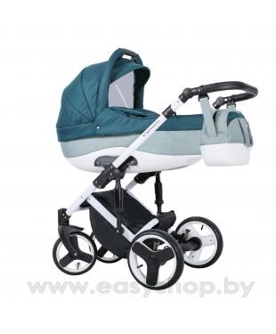 Детская коляска Quali Carmelo Кволи Кармело 155  4в1 по цене 2в1 в Гродно с доставкой.