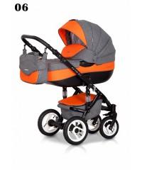 Детская коляска Riko Brano (Рико Брано) 06 Orange