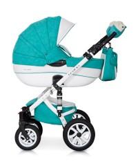 Детская коляска Riko Brano ECCO (Рико Брано Эко) 15 Malachit