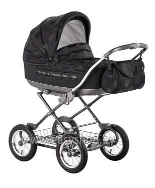 Купить детскую классическую коляску ROAN Marita Prestige  S-111 в Барановичи| Борисов| Пинск