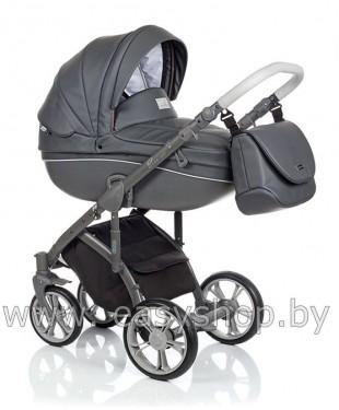 Детская коляска Bass Soft Бас Софт купить в Витебске Dark Grey ECO LE Bass Soft