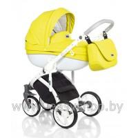 Детская коляска Bass Soft Бас Софт Sunny Lime ECO LE Bass Soft