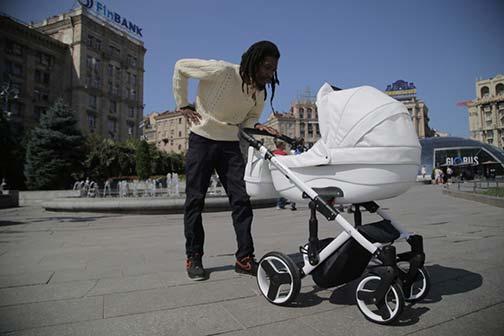 Детская коляска 4в1 Quali Carmelo ECO