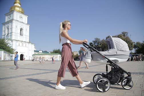 Детские коляски в Могилеве и Гомеле с доставкой по Беларуси. Новинка