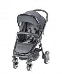 Детская прогулочная коляска Espiro Sonic 2019 года 07 серый