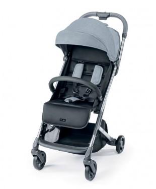 Детская прогулочная коляска  коляска Espiro Art 07 Grey center. Доставка детских прогулочных колясок курьером.