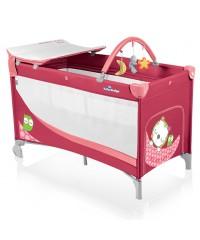 Манеж-кровать Baby Design Dream цвет 02