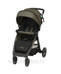 Детская прогулочная коляска Baby Design Clever 07 серая