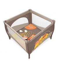Манеж-кровать Baby Design PLAY 09