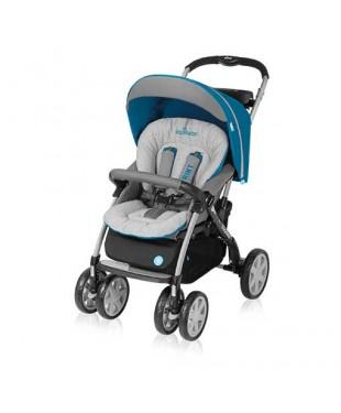 Купить коляску Baby Design Sprint Спринт 03 синего цвета