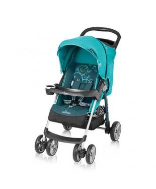 Купить коляску Baby Design Sprint Walker 05 голубого цвета