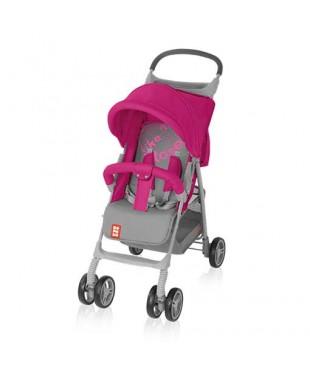 коляска для ребенка прогулочная Bomiko model S цвет красный
