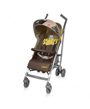 коляска для ребенка прогулочная  Espiro Metro цвет 01