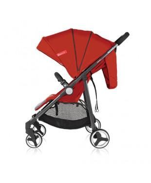 Детская прогулочная коляска Espiro Nano Нано 01 оранжевый
